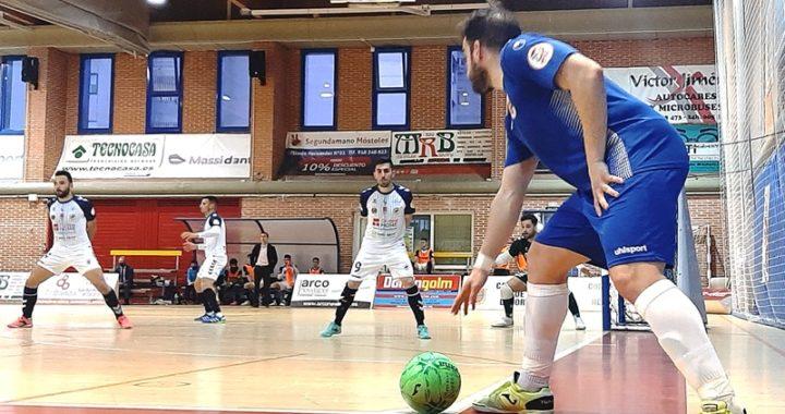 ¡La Segunda RFEF Futsal nos deja 53 goles en la jornada 4ª de la segunda fase!