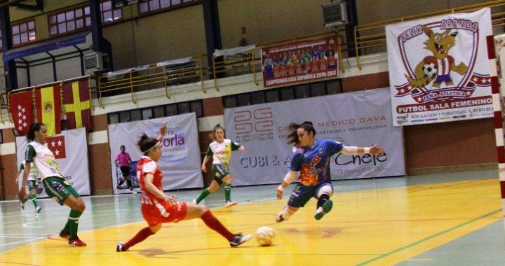 Previa 1ª Jornada segunda fase de Primera RFEF Futsal Femenina