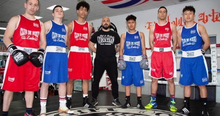 La Escuela de Boxeo Ludus participará en el Campeonato de España de Boxeo para Clubes