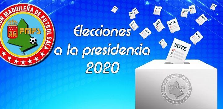 Elecciones a la Presidencia de Femafusa