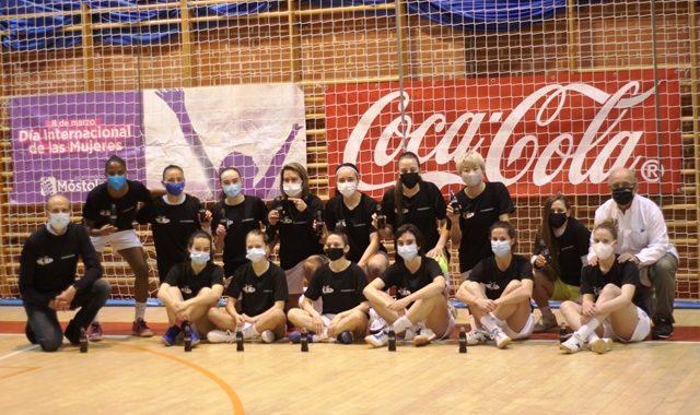 El FSF Móstoles vence al Sala Zaragoza y se afianza en su lucha por clasificarse entre los cuatro primeros (3-4)