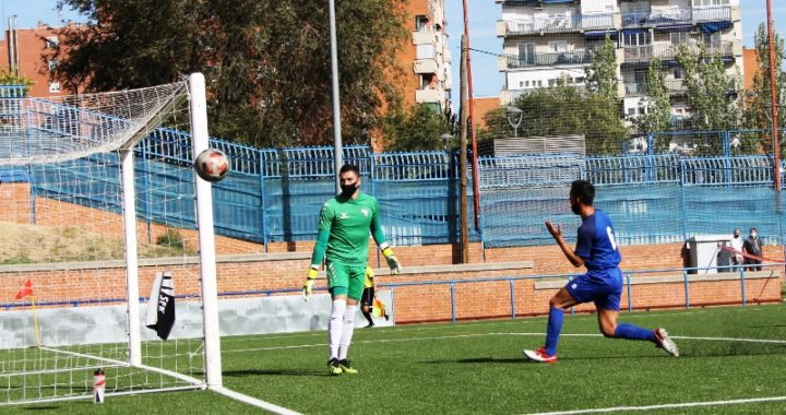 """El Leganés B derrota por 0-3 a un Móstoles CF """"sin gol"""""""