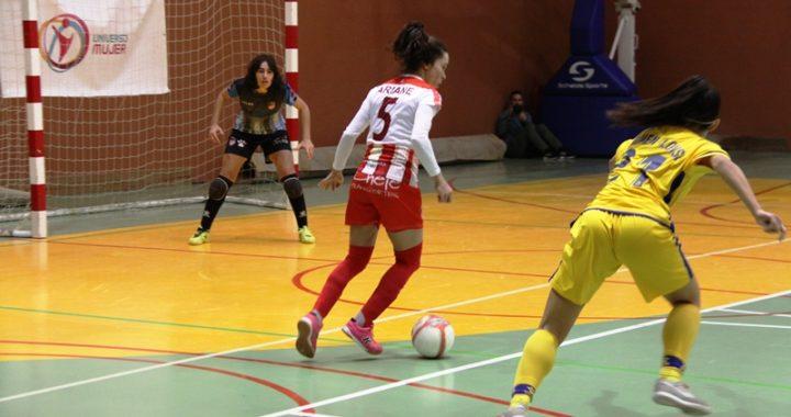 Previa 3ª Jornada segunda fase de Primera RFEF Futsal Femenina