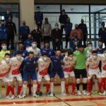 El Ciudad de Móstoles FS y ElPozo Ciudad de Murcia (2-2)