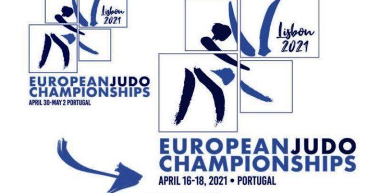 Portugal sede del Europeo Senior de Judo 2021