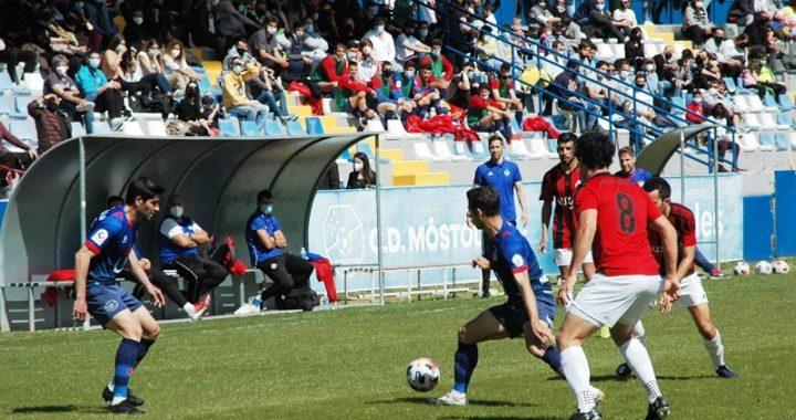 El Unión Adarve vence 1-2 al CD Móstoles URJC