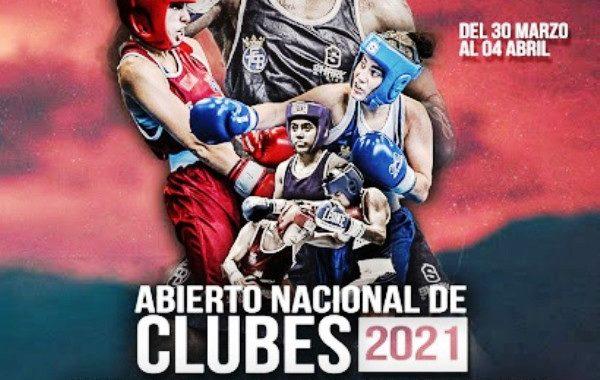 Campeonato BOXAM Internacional Joven-Junior de España 2021