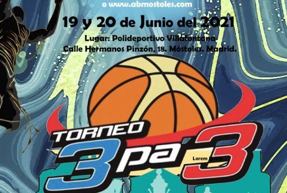 VI edición del Torneo de Baloncesto Inclusivo 3pá3