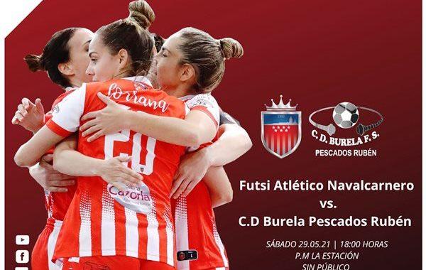 8ª Jornada 2ª fase de Primera RFEF Futsal Femenina, grupos por el título de liga