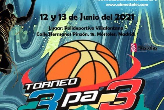 VI Torneo de Baloncesto Inclusivo 3PÁ3