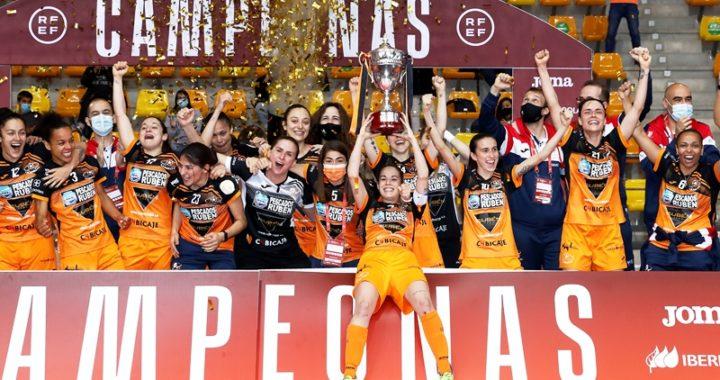 El Pescados Rubén Burela se adjudica la Copa de la Reina 2021