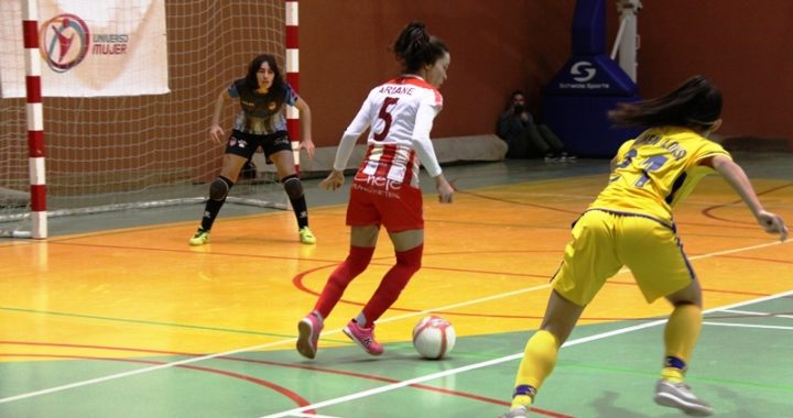 Previa 6ª Jornada segunda fase de Primera RFEF Futsal Femenina (8-5-2021)