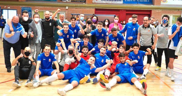Él Ciudad de Móstoles FS derrota por goleada al Full Energía Zaragoza (8-2)