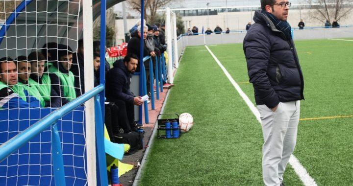 Mario Martín, es el nuevo entrenador del Mostoles CF para la temporada 2021/22