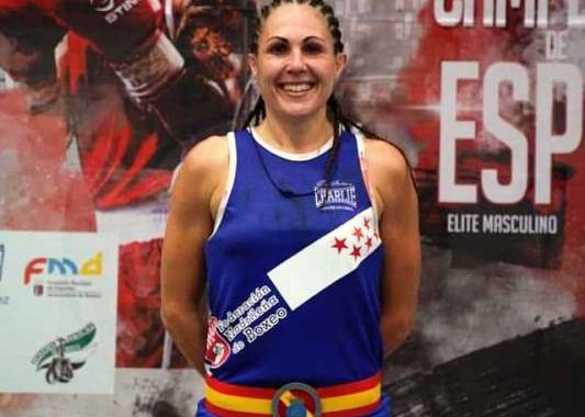 La boxeadora mostoleña Almudena Álvarez peleará por el Campeonato de España de boxeo Elite.