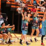 El Club Baloncesto Ciudad de Móstoles cayó derrotado ante el ValenciaBasquet (70-55)