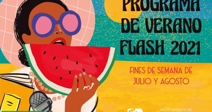 Programa de verano Flash 2021