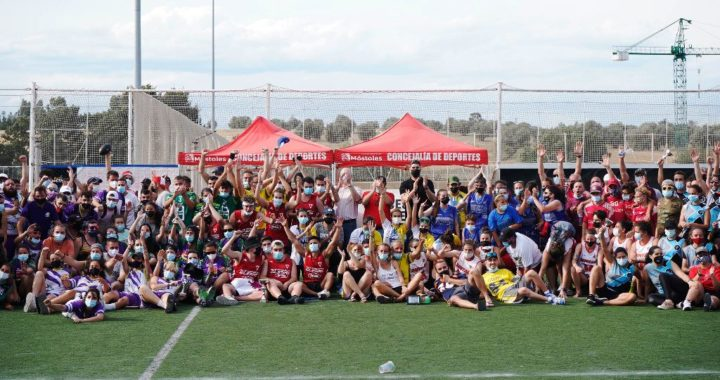 Torneo Iberian Flag Bowl Grupal 2021