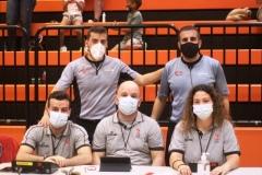 El Club Baloncesto Ciudad de Móstoles, se proclama campeón de la categoría Sub'22 femenino