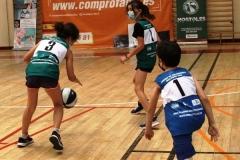 El CB Raíces Móstoles y la ABM, organizaron la VI edición del Torneo de Baloncesto Inclusivo 3pá3