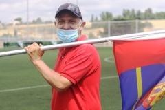 La Agrupación  Deportiva Mostoles Ground Golf, cerró la temporada con la celebración de los partidos y entrega de trofeos el pasado viernes día 18, acto realizado en las instalaciones del campo nº 5 de fútbol Iker Casillas, que contó con la participación de unas 20 personas.