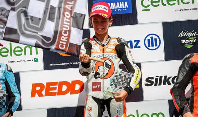 El piloto mostoleño Marco García se proclama Campeón de España en PROMO 3