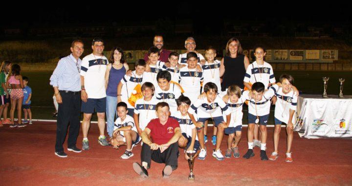 Proyecto deportivo del CD RdR de Arroyomolinos