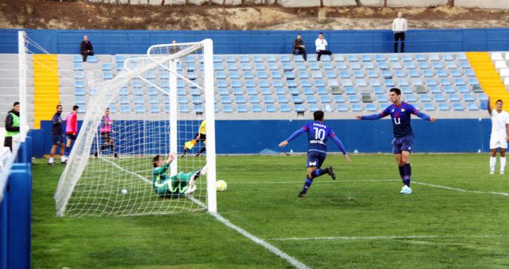 El Móstoles URJC deja atrás un mal mes con una goleada ante el Alcobendas Sport