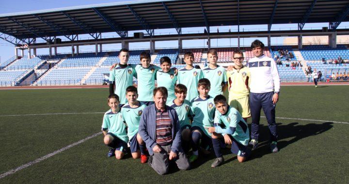 I-Torneo de Fútbol  de Reyes CD RdRArroyomolinos  2020