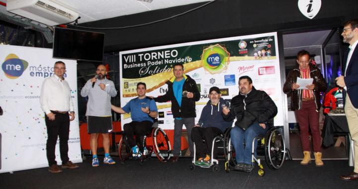 """""""VIII Torneo de Pádel de Navidad Business Solidario 2019"""""""