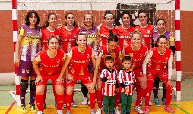 """El título de liga de la Primera División Femenina de Futbol Sala,  se jugara por el sistema de """"play-off exprés"""""""