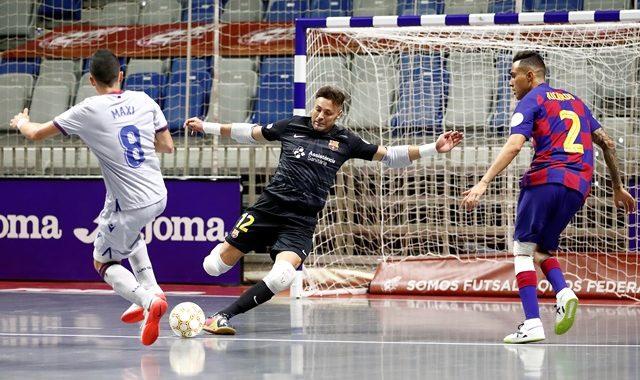 El FC Barçelona cae ante el Levante UD por 2 goles a 3.