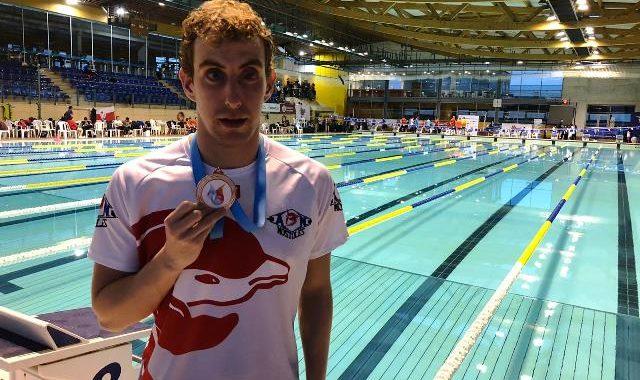 El nadador mostoleño José Ramón Cantero vuelve a la piscina