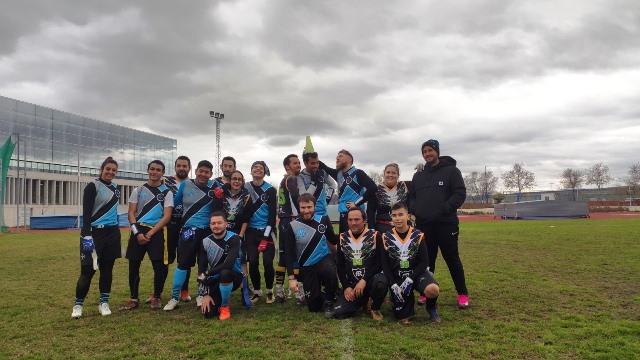 Club de Football Americano Móstoles Templars
