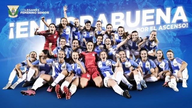 El senior femenino logra el ascenso tras darse por finalizada la temporada 2019/20