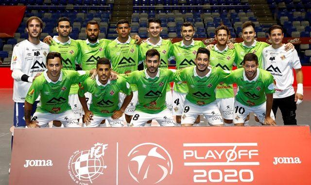 CRÓNICA | El Palma Futsal brilla y alcanza las semifinales (2-3) Primera División