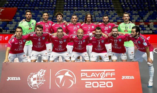 El Viña Albali Valdepeñas FS luchara por el título de liga tras derrotar al Levante por 2 goles a 5.