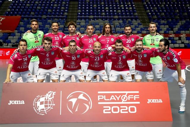 Fútbol Sala: Primera División (Play-off por el título)