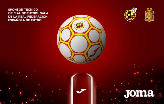 La RFEF y Joma presentan el balón oficial