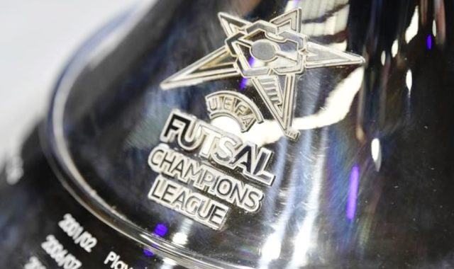 Barcelona acogerá en octubre la fase final de la Futsal Champions League Fútbol Sala