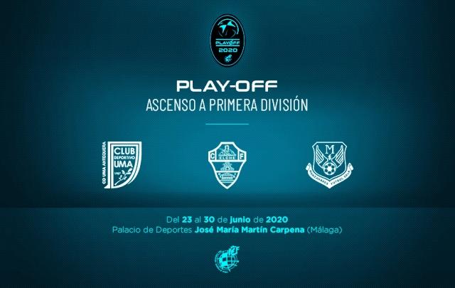 Malaga capital del fútbol sala español