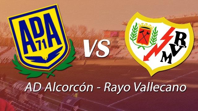 El Alcorcon se llevo los tres puntos ante el R. Vallecano