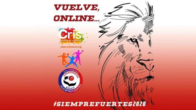EL IV MEMORIAL #SIEMPREFUERTES2020 VUELVE ONLINE PARA SEGUIR LUCHANDO CONTRA EL CÁNCER