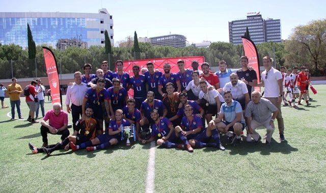 El CD Móstoles URJC tratará de revalidar el título de Copa RFFM desde el Grupo I