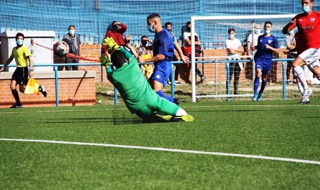 El Móstoles CF logra una brillante victoria por 5 goles a 0 ante el CD Colonia Moscardo en su 5º partido de pretemporada