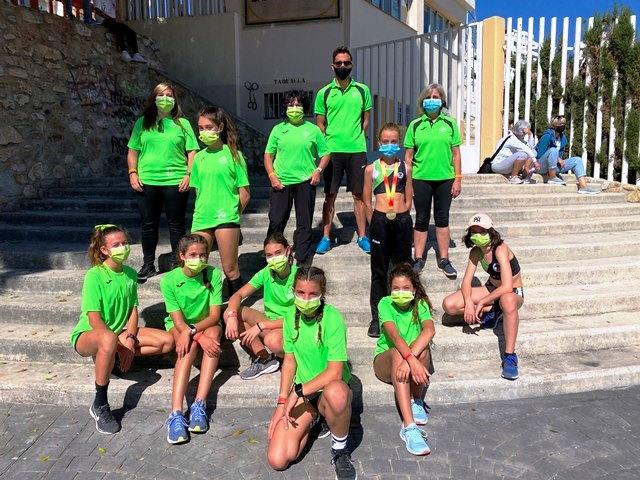VII Campeonato de España sub 14 de atletismo