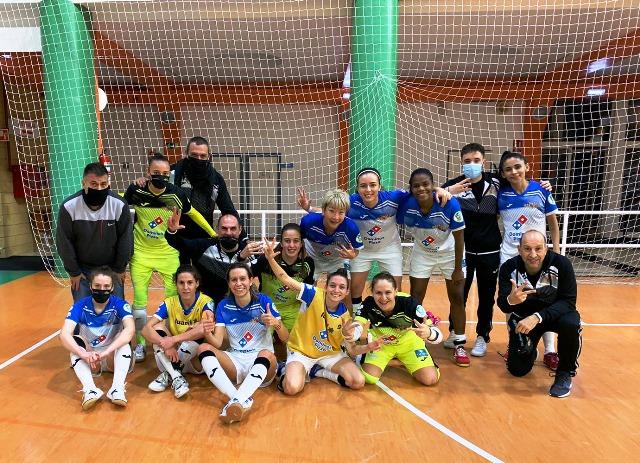 La victoria del FSF Móstoles es vital y necesaria ante el Universidad Alicante