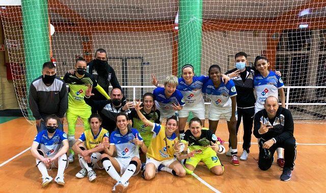 Imparable el FSF Móstoles tras derrotar al Intersala Promesas por 10 goles a 3.