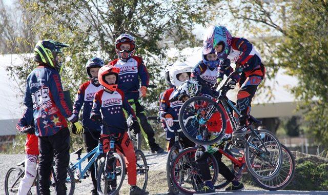 Club Activo BMX Móstoles y sus entrenamientos base