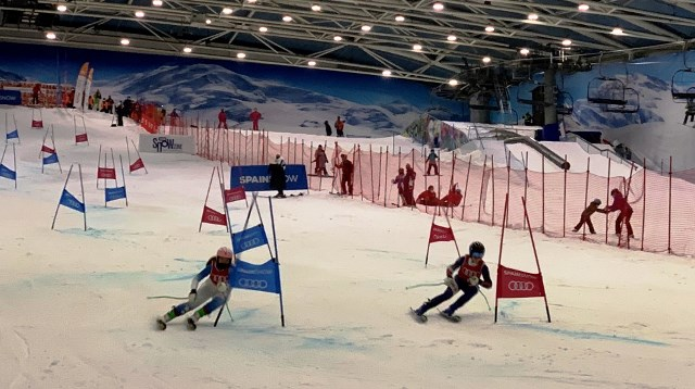 VI Trofeo Spainsnow inaugura la Copa España Audi U16 de alpino